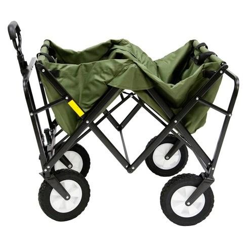 Mac Sports Folding Wagon - Green   Target 45ec112025