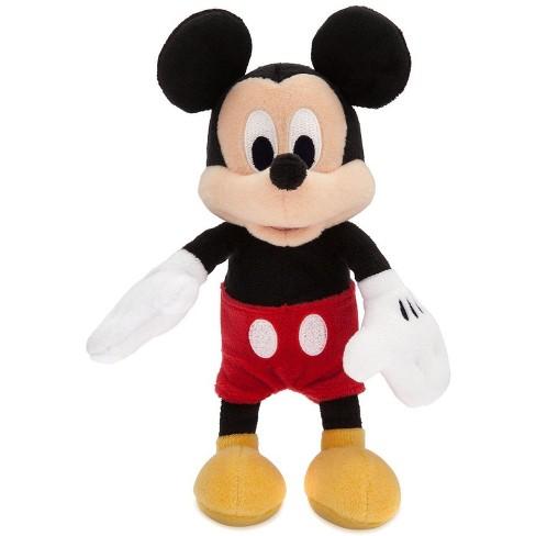 Pleasing Disney Mickey Mouse Exclusive 9 Inch Mini Bean Bag Plush 2018 Customarchery Wood Chair Design Ideas Customarcherynet