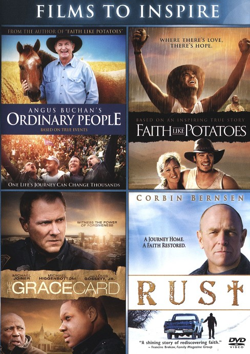 Angus Buchan's Ordinary People/Grace (DVD) - image 1 of 1