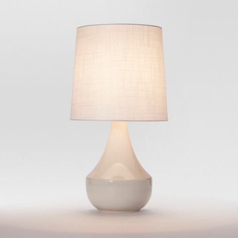 Montreal Wren Embled Table Lamp White Only Project 62 Target