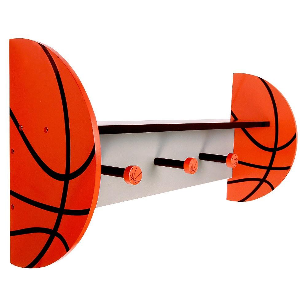 Image of Trend Lab Basketball Wall Shelf