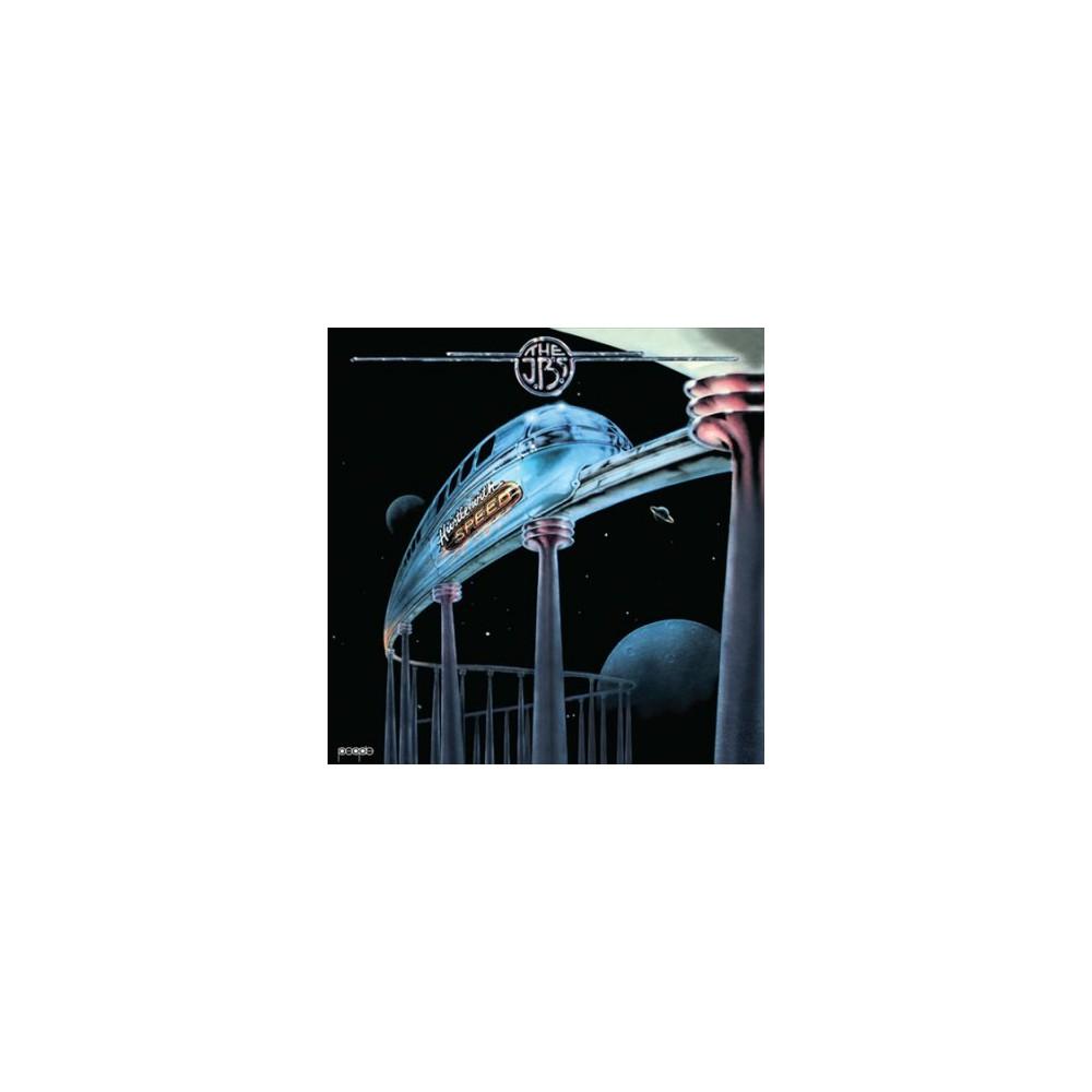 Jbs - Hustle With Speed (Vinyl)
