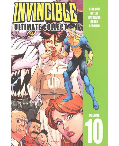 Invincible Ultimate Collection 10 (Hardcover) - image 1 of 1