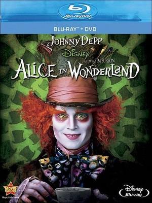 Alice in Wonderland (Blu-Ray/DVD)(Blu-ray)