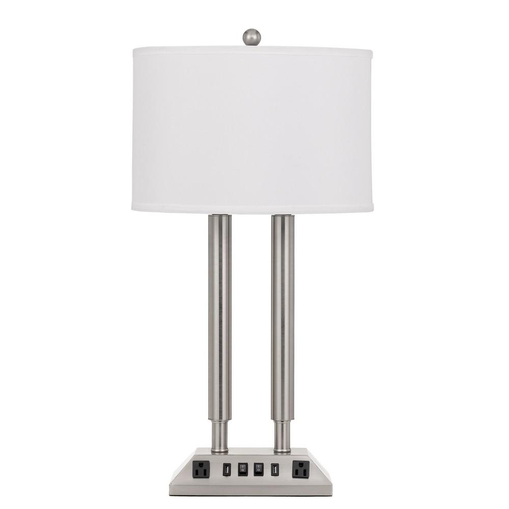 60W X 2 Metal Desk Lamp (Lamp Only) - Cal Lighting, Multi-Colored