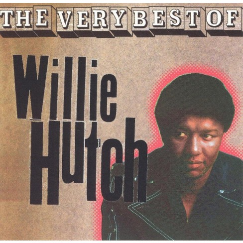 Willie Hutch - Very Best of Willie Hutch (CD) - image 1 of 1
