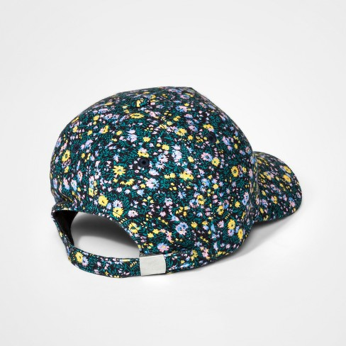 Girls  Floral Baseball Cap - Art Class™ One Size   Target bc493dd6677