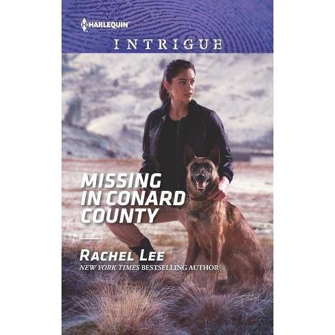 Missing in Conard County - by  Rachel Lee (Paperback) - image 1 of 1