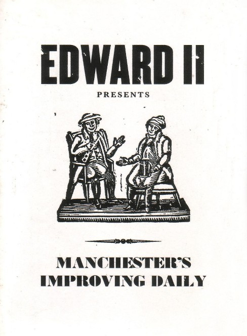 Edward ii - Manchester's improving daily (CD) - image 1 of 1