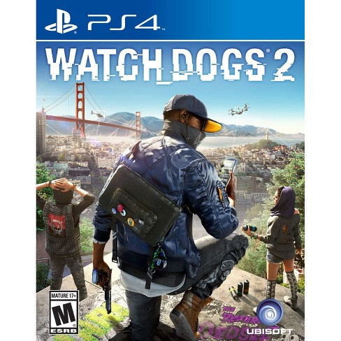 Watch Dogs 2 PRE-OWNED - PlayStation 4 - image 1 of 1