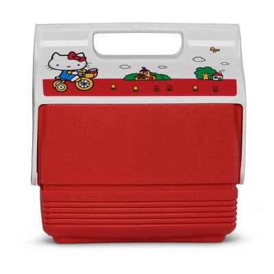 Igloo Playmate Mini Hello Kitty Portable 4qt Cooler