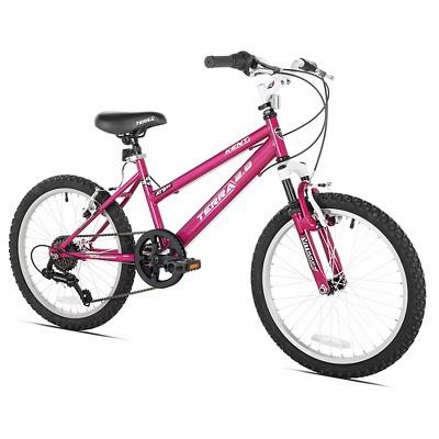 Kids Kent Terra 2.0 - 20  Mountain Bike 7 Speed - Hot Pink