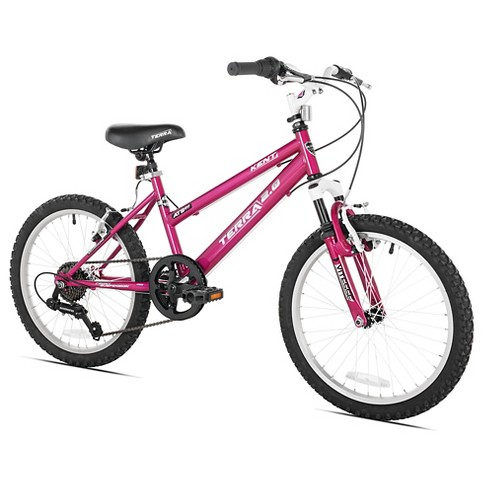 "Kids Kent Terra 2.0 - 20"" Mountain Bike 7 Speed - Hot Pink - image 1 of 2"