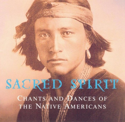 Sacred spirit - Vol 1:Chants and dances of native a (CD) - image 1 of 1