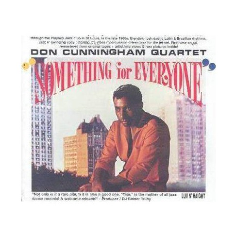 Don Cunningham - Something for Everyone (CD) - image 1 of 1