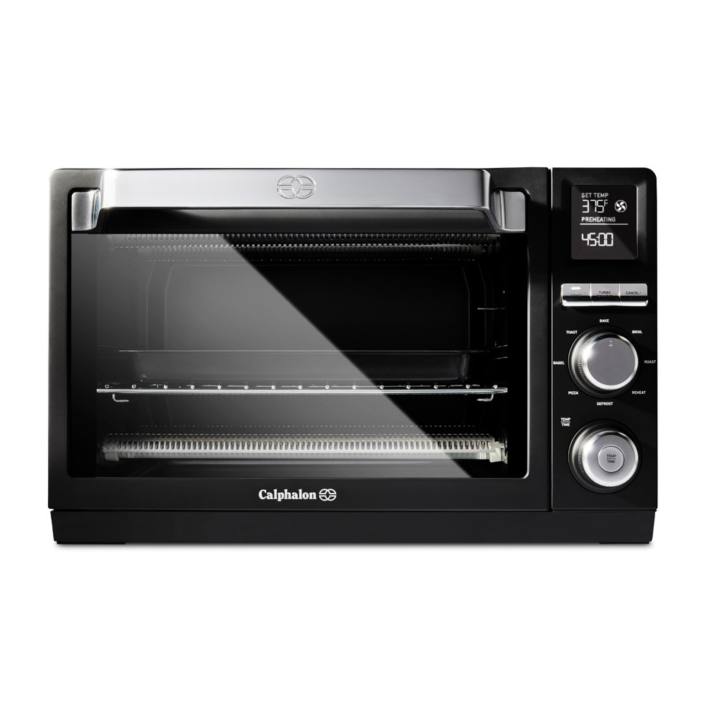 Calphalon Precision Control Countertop Oven – Matte Black 53502003