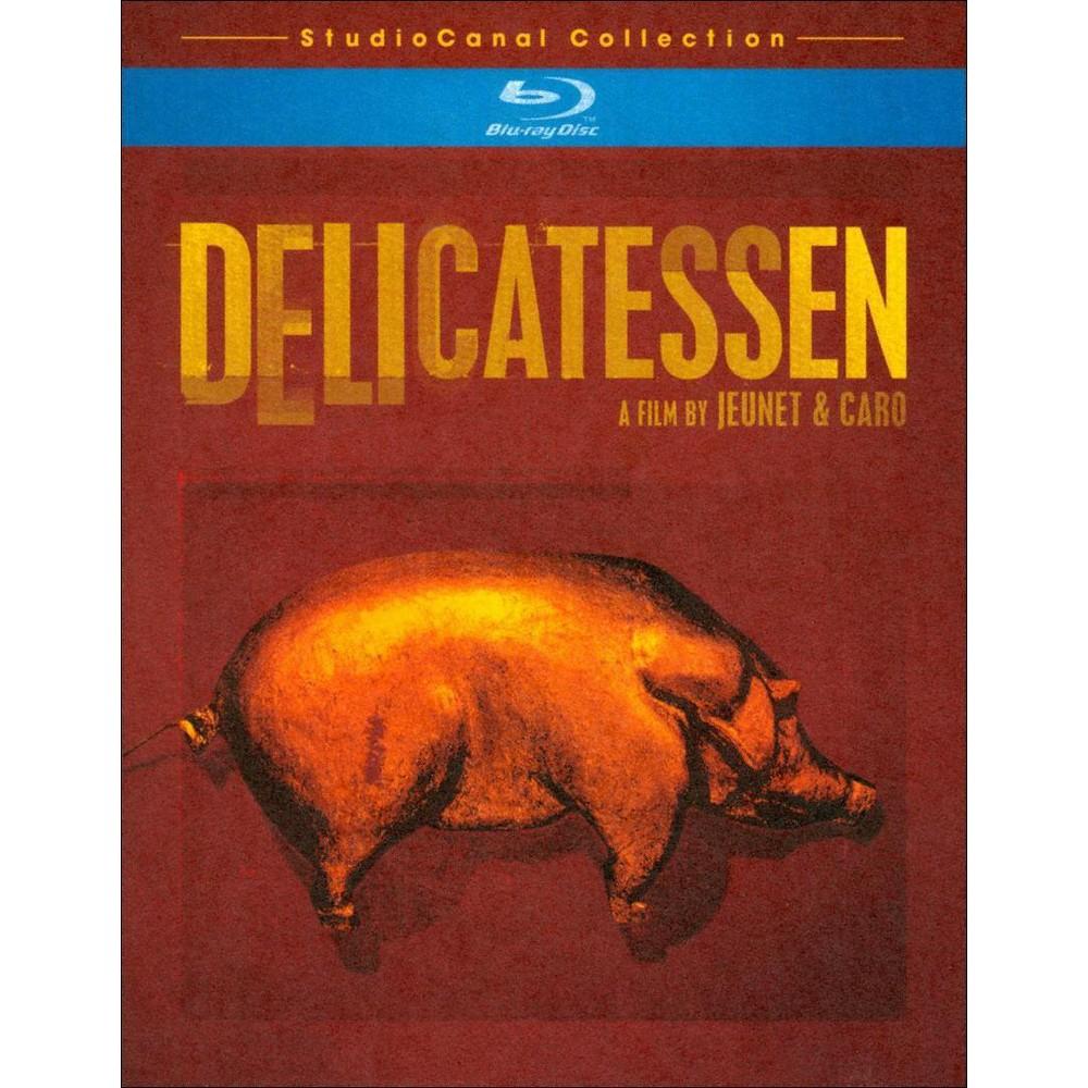 Delicatessen (Blu-ray), Movies
