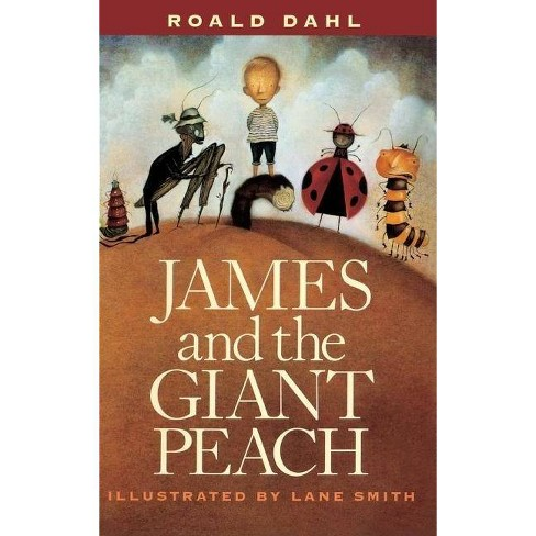 James and the Giant Peach - by  Roald Dahl (Hardcover) - image 1 of 1