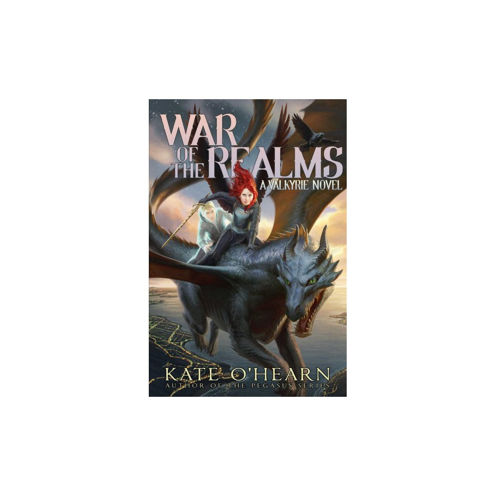 War of the Realms - (Valkyrie) by Kate O'Hearn (Hardcover)