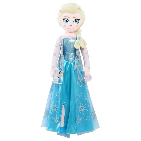 Disney Frozen 2 Jumbo Singing Elsa - image 1 of 2