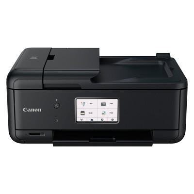 Canon TR8520 Wireless Inkjet All-In-One Printer - Black (2233C002)