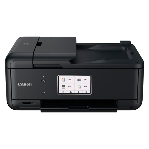 Canon TR8520 Wireless Inkjet All-In-One Printer - Black (2233C002) - image 1 of 4