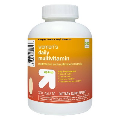 Women's Daily Multivitamin Tablets - up & up™