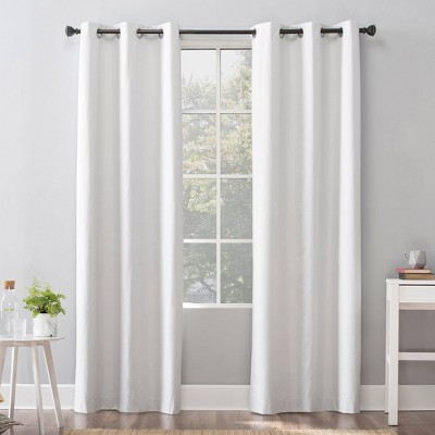 Cyrus Thermal Total Blackout Grommet Top Curtain Panel - Sun Zero