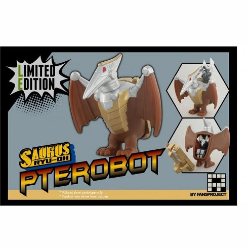 Fansproject - Ryu-Oh PTEROSAUR Shell - Limited Edition Action Figure Accessories - image 1 of 4