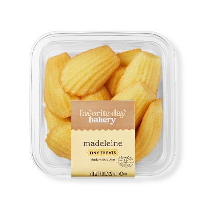 Madeleine Tiny Treats -7.8oz - Favorite Day™