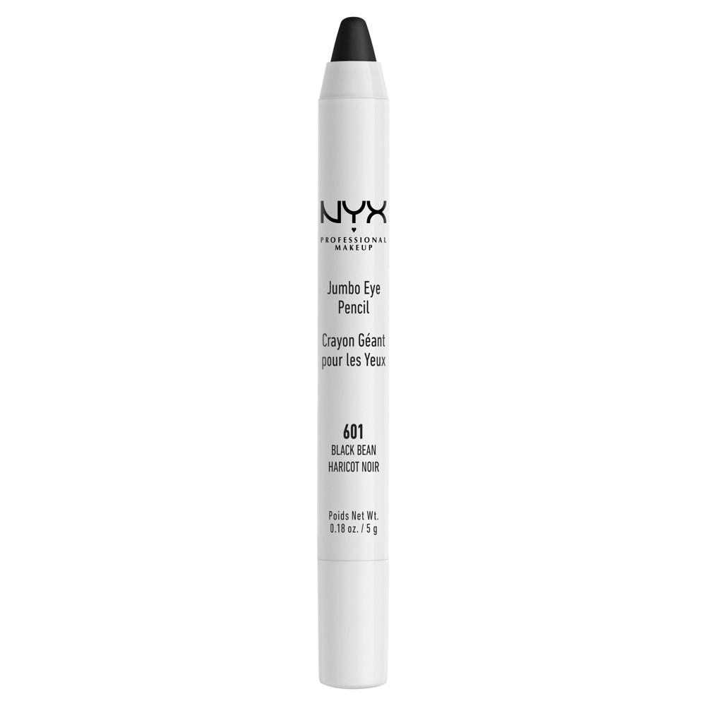 Nyx Professional Makeup Jumbo Eye Pencil Black Bean - 0.18oz