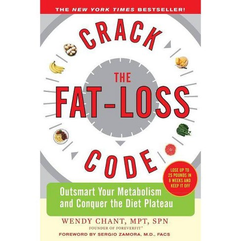 Crack the Fat-Loss Code: Outsmart Your Metabolism and Conquer the Diet Plateau - by  Wendy Chant - image 1 of 1