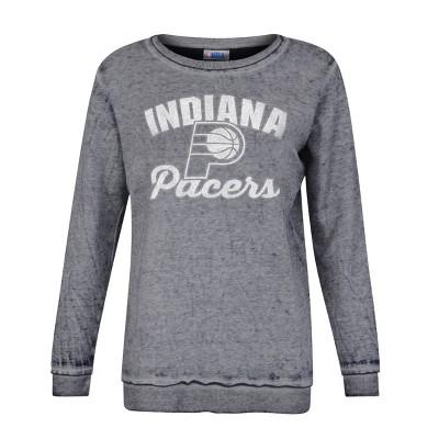 NBA Indiana Pacers Women's Distressed Classic Sweatshirt