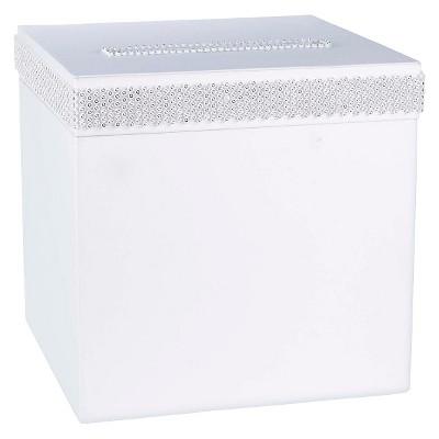 Bling Wedding Collection Wedding Card Box