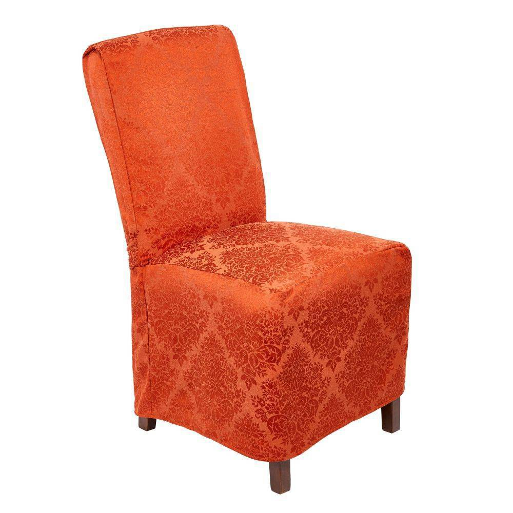 "Image of ""18""""X24"""" Lexington Chaircover Orange - Town & Country Living"""