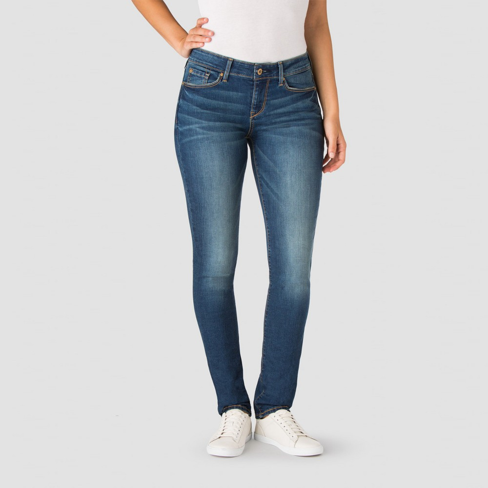 Denizen from Levi's Women's Modern Slim Jeans - Medium Wash 6