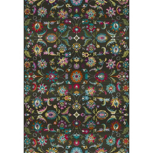 Calais Persian Floral Indoor Rug - Liora Manne - image 1 of 1