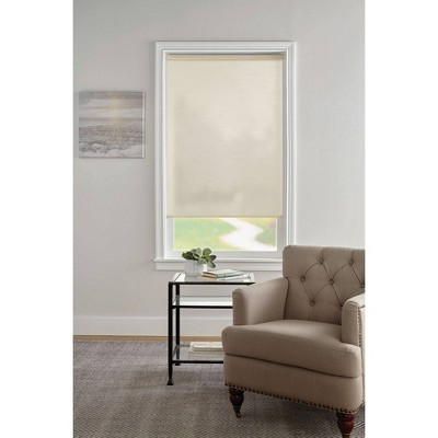 Slow Release Roller Fabric Light Filtering Blind and Shade Linen - Lumi