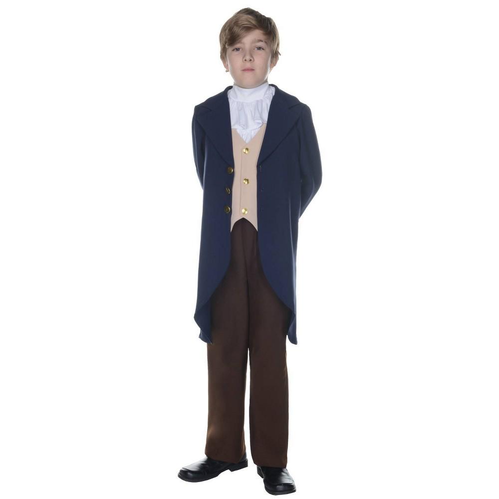 Kids 39 Thomas Jefferson Halloween Costume 10 12