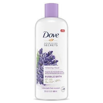 Dove Beauty Bubble Bath Lavender - 23 fl oz