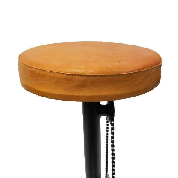 Miraculous Industrial Style Bicycle Wheel Design Pedal Barstool Coffee The Urban Port Evergreenethics Interior Chair Design Evergreenethicsorg
