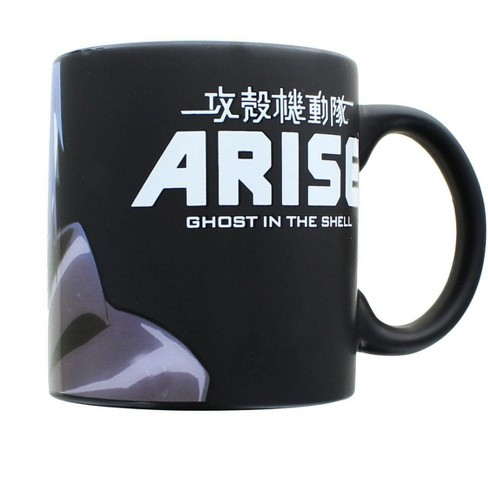 Just Funky Ghost In The Shell Arise Motoko Coffee Mug 16oz - image 1 of 2