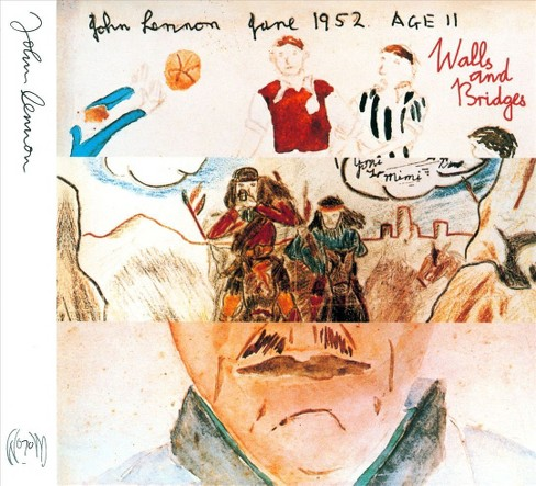 John lennon - Walls and bridges (CD) - image 1 of 1