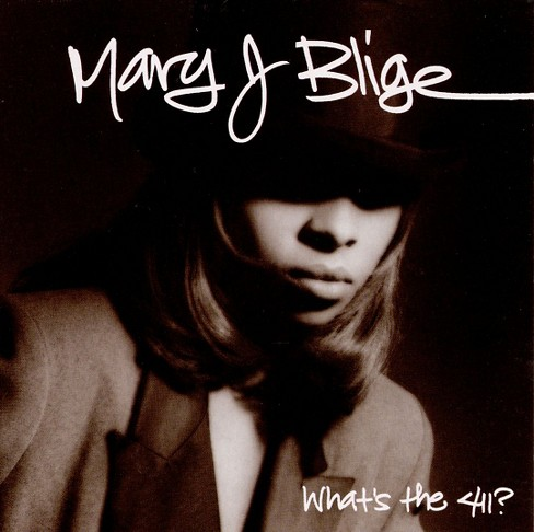 Mary J. Blige - What's the 411? (CD) - image 1 of 2