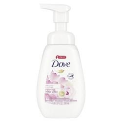 Dove Pink Lotus & Rice Milk Foaming Liquid Hand Wash Soap - 6.8oz