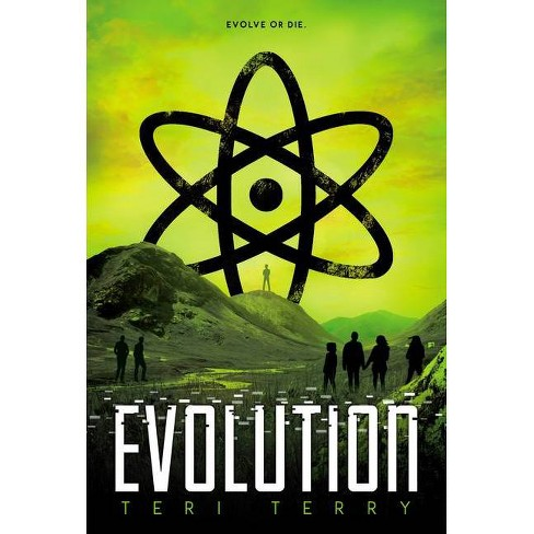 Evolution - (Dark Matter Trilogy) by  Teri Terry (Hardcover) - image 1 of 1