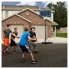 "Lifetime Stream Line 44"" Steel Portable Basketball Hoop - image 4 of 4"