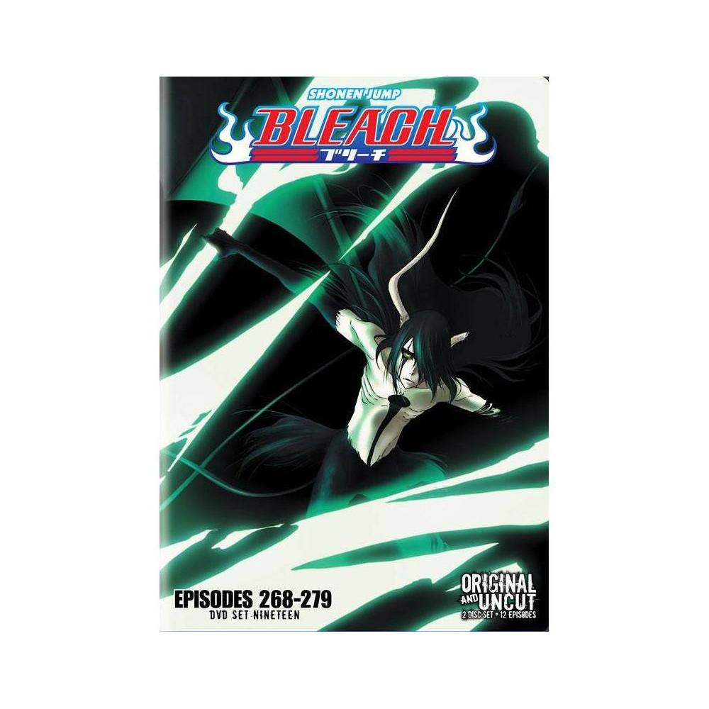 Bleach: Box Set 19 (DVD) movies Promos