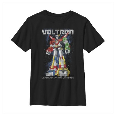 Boy's Voltron: Defender of the Universe Defender Stance T-Shirt