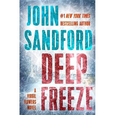 Deep Freeze -  (Virgil Flowers) by John Sandford (Hardcover) - image 1 of 1